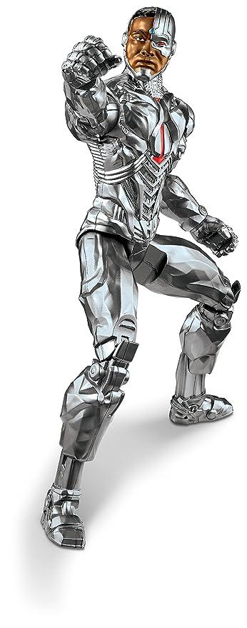 64 opinioni per Justice League FGG82 Personaggio Cyborg