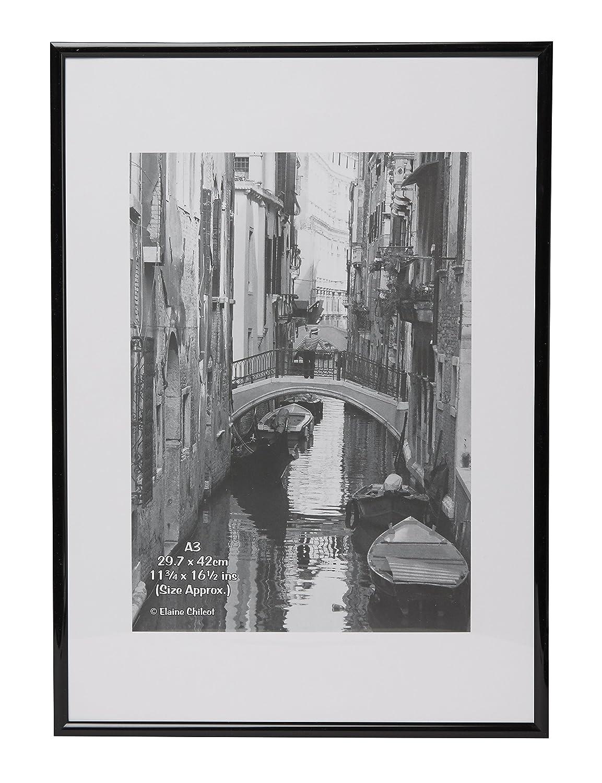 The Photo Album Company A3MARBL Rahmen Back Loader A3: Amazon.de ...
