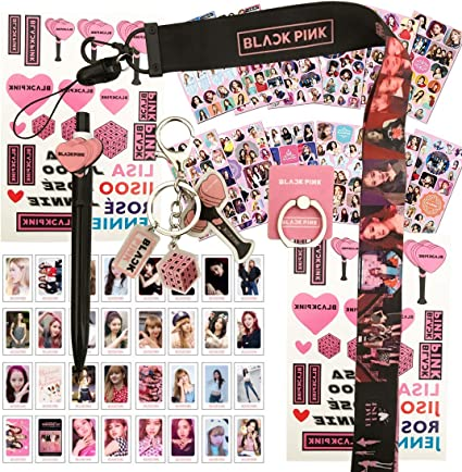 Amazon.com: Juego de 32 tarjetas de Lomo de color rosa, 12 ...