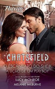 Hotel Chatsfield 1 de 4 (Harlequin Paixão Sagas Livro 18)