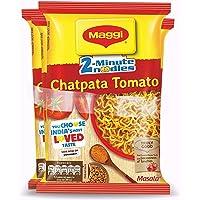 Maggi 2-Minute Instant Noodles, Tomato, 4 x 60.5 gm