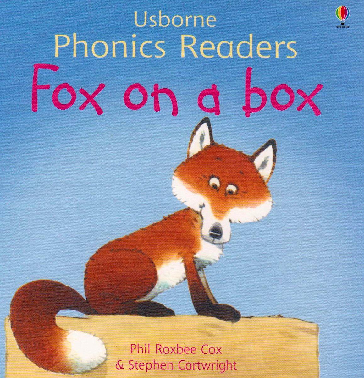 Download Fox on a Box (Usborne Phonics Readers) PDF