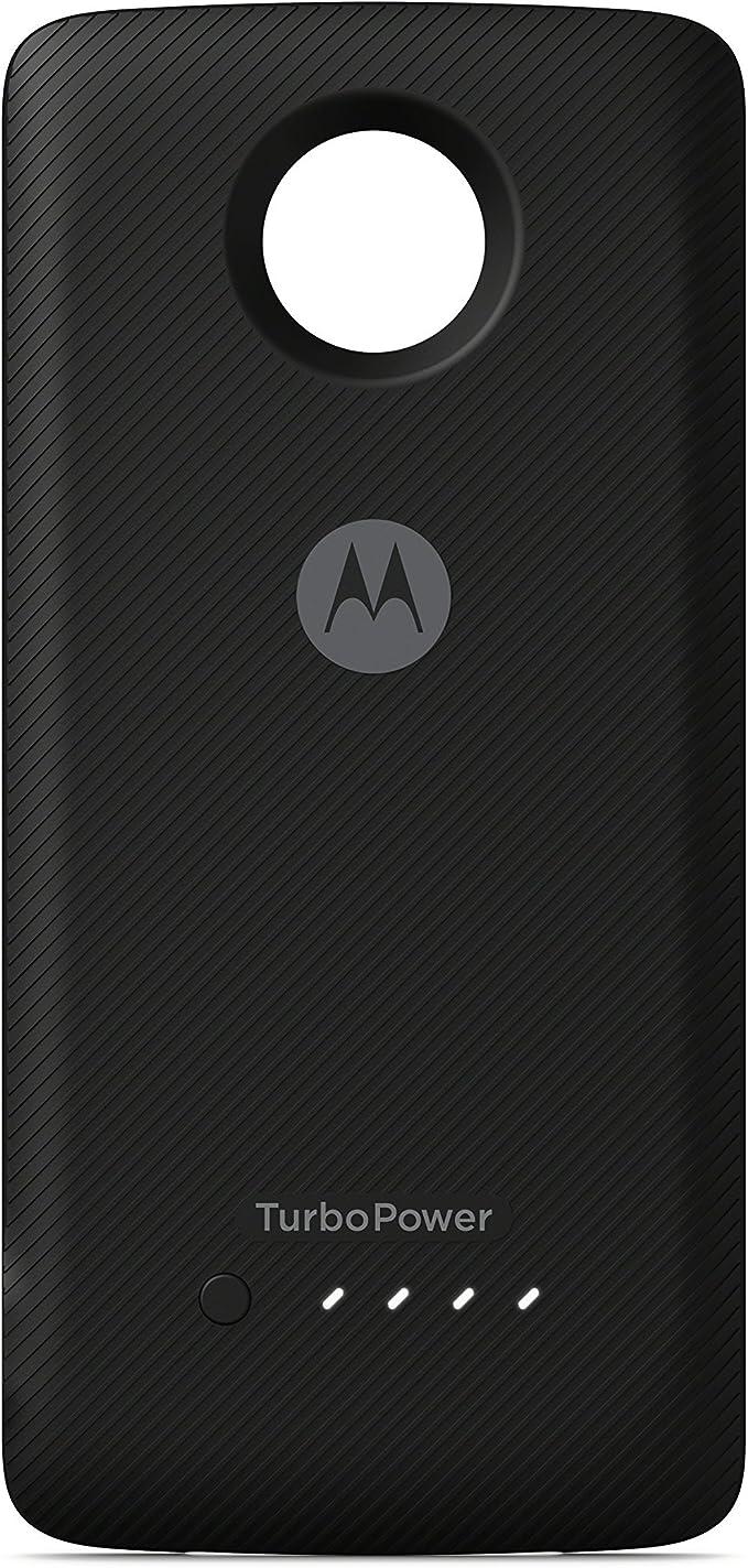 Motorola Moto Mod TurboPower - Pack de 3490 mAh de fijación para ...