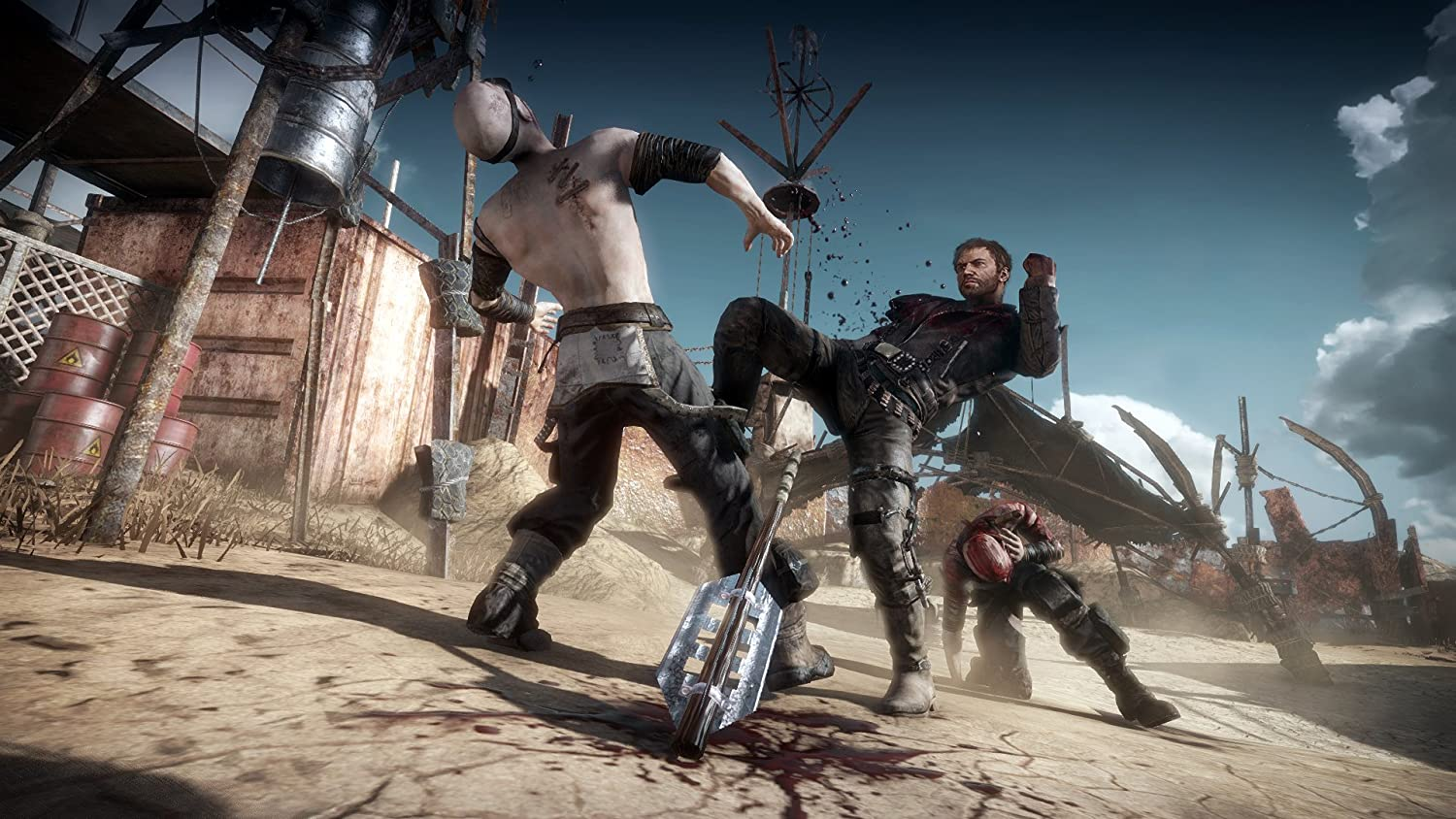 PC Game Open World Mad Max