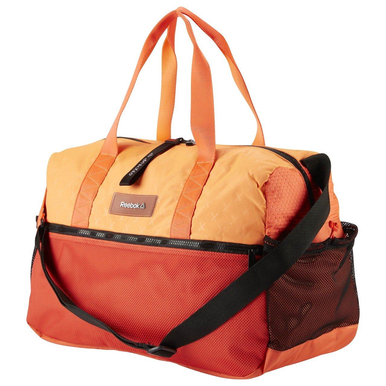 20bf5f856f39b Reebok Damen Sporttasche rot Einheitsgröße  Amazon.de  Sport   Freizeit