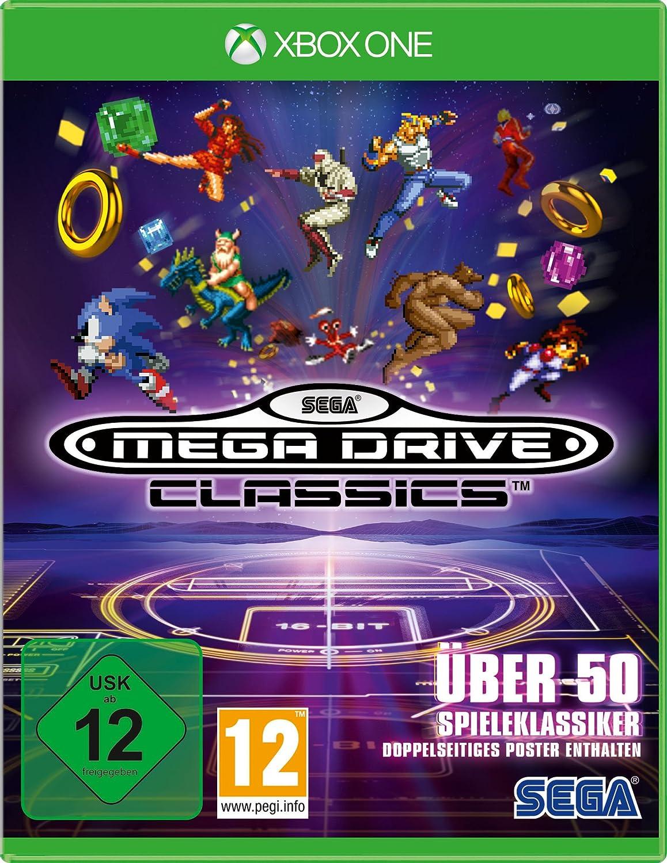 SEGA Mega Drive Classics (XBox ONE): Amazon.es: Videojuegos