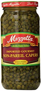 Mezzetta Non-Pareil Caper, 16 Ounce