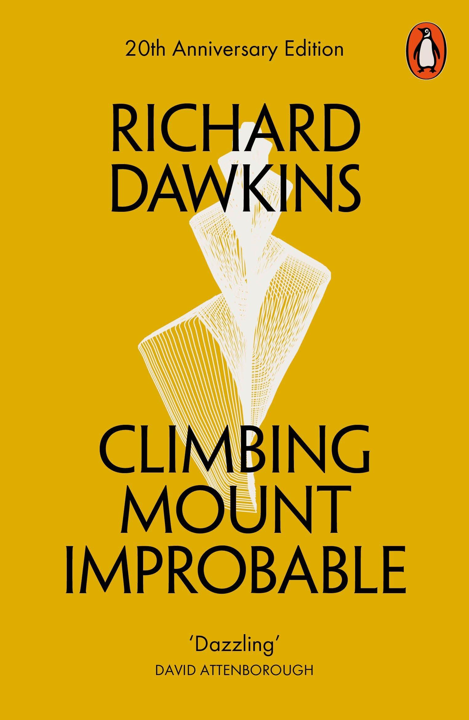 Climbing Mount Improbable: Amazon.co.uk: Richard Dawkins: 9780141026176:  Books