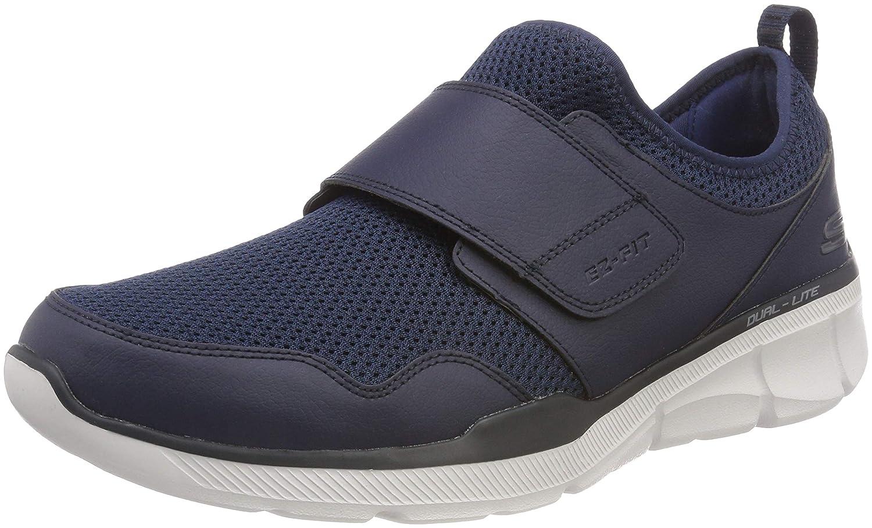 Skechers Equalizer 3.0-Bernare, scarpe da ginnastica Infilare Uomo Blu (Navy Nvy) | Il Prezzo Ragionevole  | Uomini/Donne Scarpa