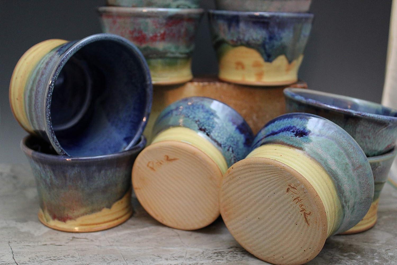 Wheel Thrown Pottery Baking Dishes Stoneware 73a Ceramic Ramekins