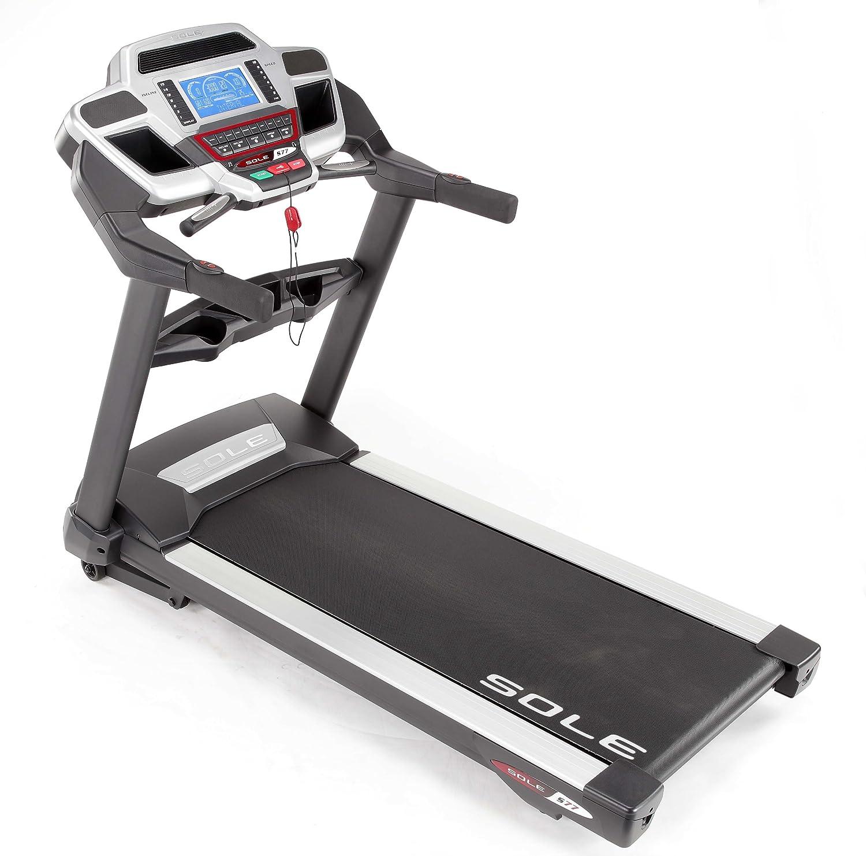 Sole Fitness S77 Cinta de Correr no Plegable: Amazon.es: Deportes ...