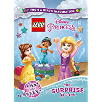 LEGO Disney Princess: The Surprise Storm: Chapter Book 1 (Lego Disney Princess Read and Imagine)