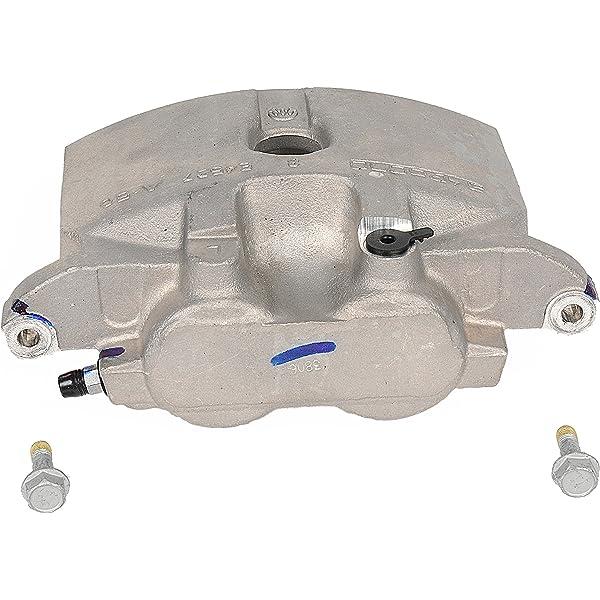ACDelco 172-2419 GM Original Equipment Rear Disc Brake Caliper Assembly
