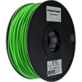Prototype Supply 3mm ABS Yellow-Green 3D Printing Filament, 1kg (2.2 pounds)