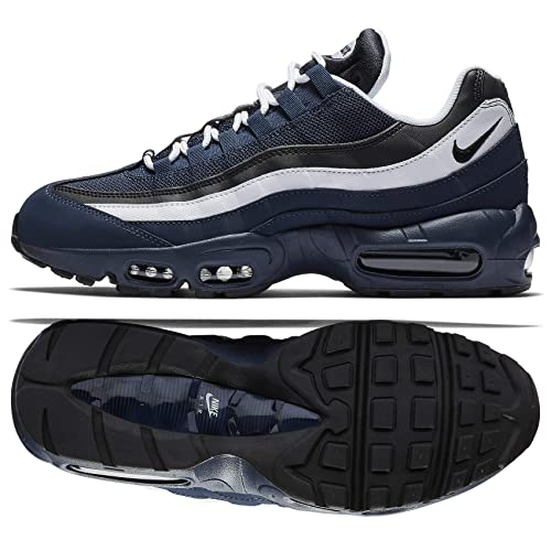 Nike Air Max 95 Essential Bleu 749766 408: