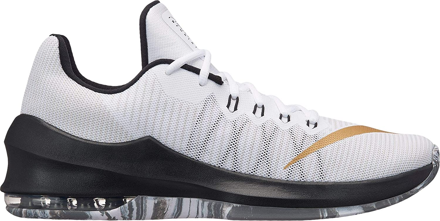reputable site 61f1d 186c1 Nike Air Max Infuriate 2 Low Basketball Sports Shoe for Men  Buy Online at  Low Prices in India - Amazon.in