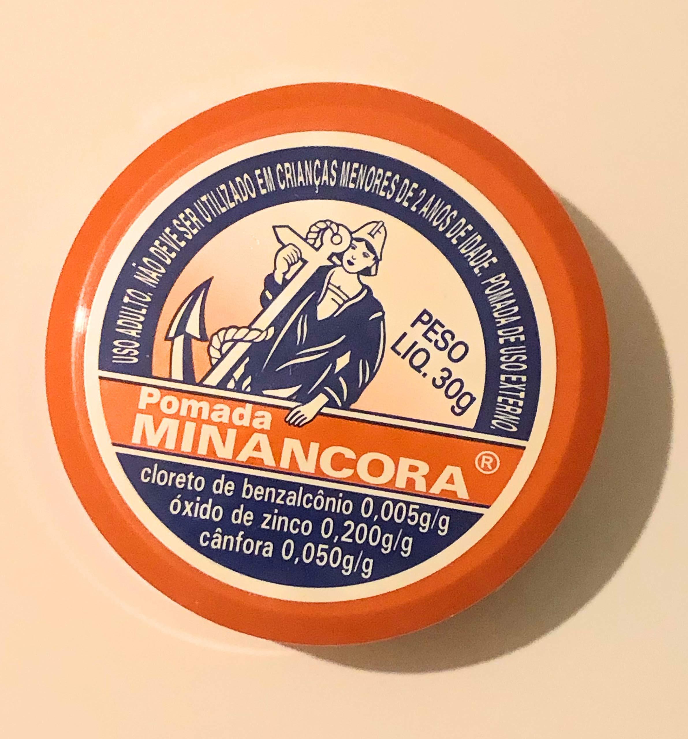 Ointment Minancora 30g