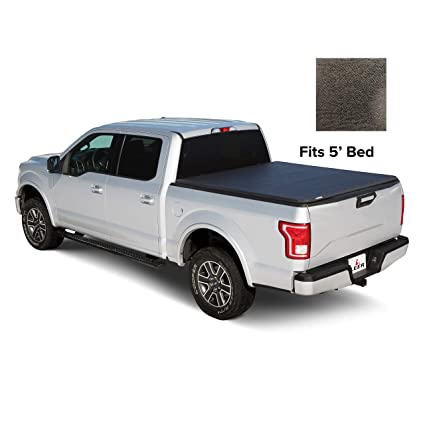 Nissan Frontier Bed Size >> Amazon Com Leer Latitude Soft Tri Fold Truck Bed Tonneau Cover