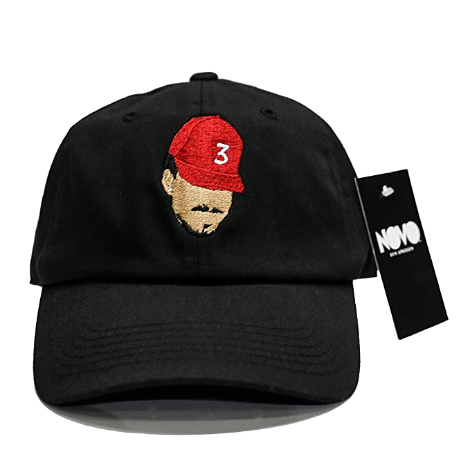 7808fd03c3ebd Image Unavailable. Image not available for. Color  Novo Los Angeles The  Rapper Dad Hat Baseball Cap ...