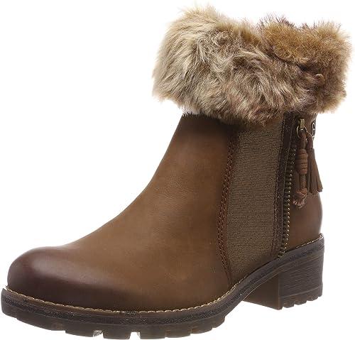 bottes neige femme tamaris