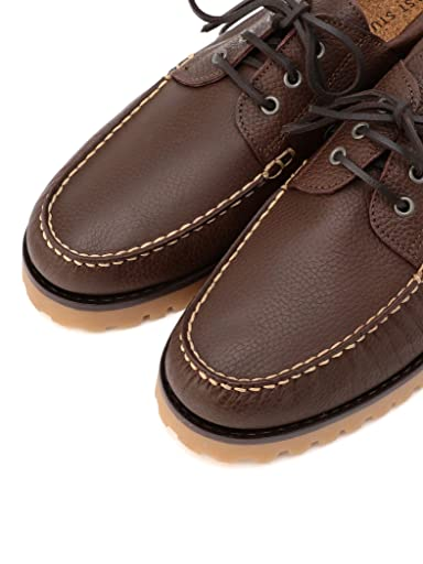 Deck Moc Shoes 125-17-0017: Brown