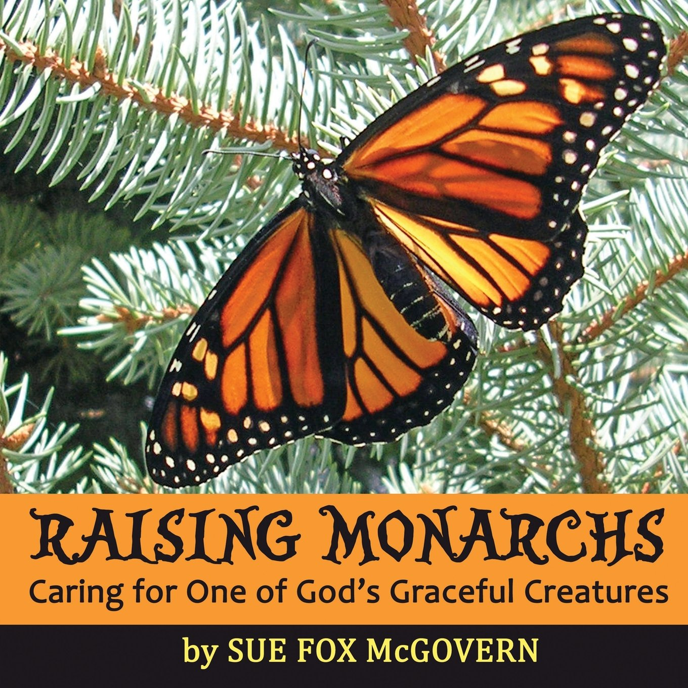 Raising Monarchs: Caring for One of God's Graceful Creatures pdf epub