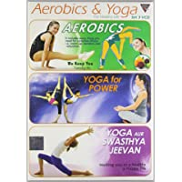 Aerobics & Yoga for Healthy Life (Aerobics/Yoga for Power/Yoga Aur Swasthya Jeevan)
