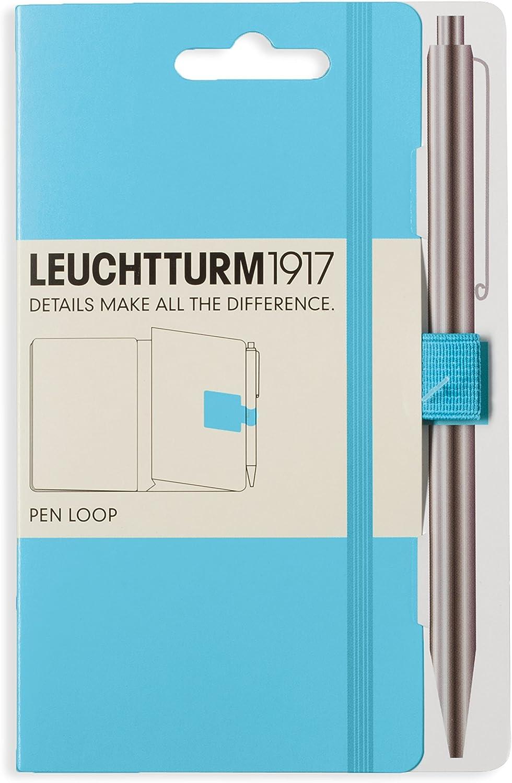 Autocollant or //Édition m/étallis/ée Boucle /à stylo Pen Loop 1917 Leuchtturm