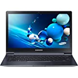 Samsung ATIV Book 9 NP940X3G-K01DE Plus 33,8 cm (13,3 Zoll) Ultrabook (Intel Core i5-4200U, 1,6GHz, 4GB RAM, 128GB SSD, Intel HD 4400, Win 8) mineral schwarz