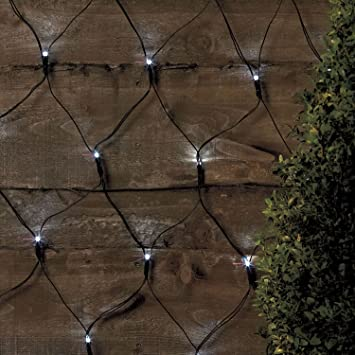 105 led outdoor net lights solar powered white garden fairy string 105 led outdoor net lights solar powered white garden fairy string effect slnet1 workwithnaturefo