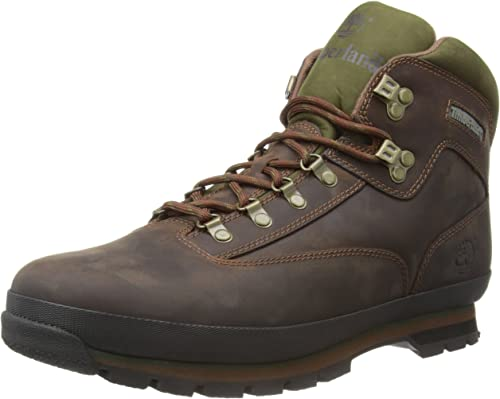 Timberland FTP_Euro Hiker Leather Trekking & Wanderstiefel, Brown Smooth, SizeColor