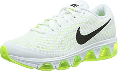 Amazon.com | Nike Air Max Tailwind 6 Womens White/Black-Volt ...
