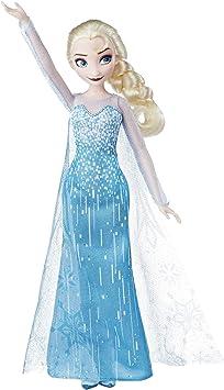 Oferta amazon: Frozen-E0315 Muñeca Elsa (Hasbro E0315ES2) , color/modelo surtido