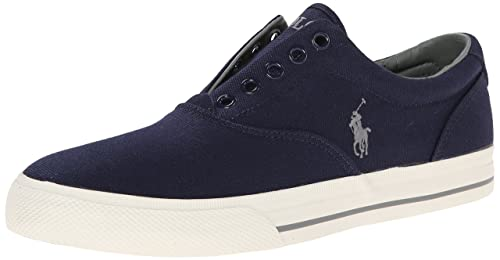 Cordones Polo Ralph Lauren De Moda Zapatillas Lona Sin Vito Diseño NwOkX8P0Zn