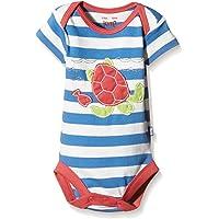 Kite Stripy Turtle Bodysuit Camiseta sin Mangas para Bebés