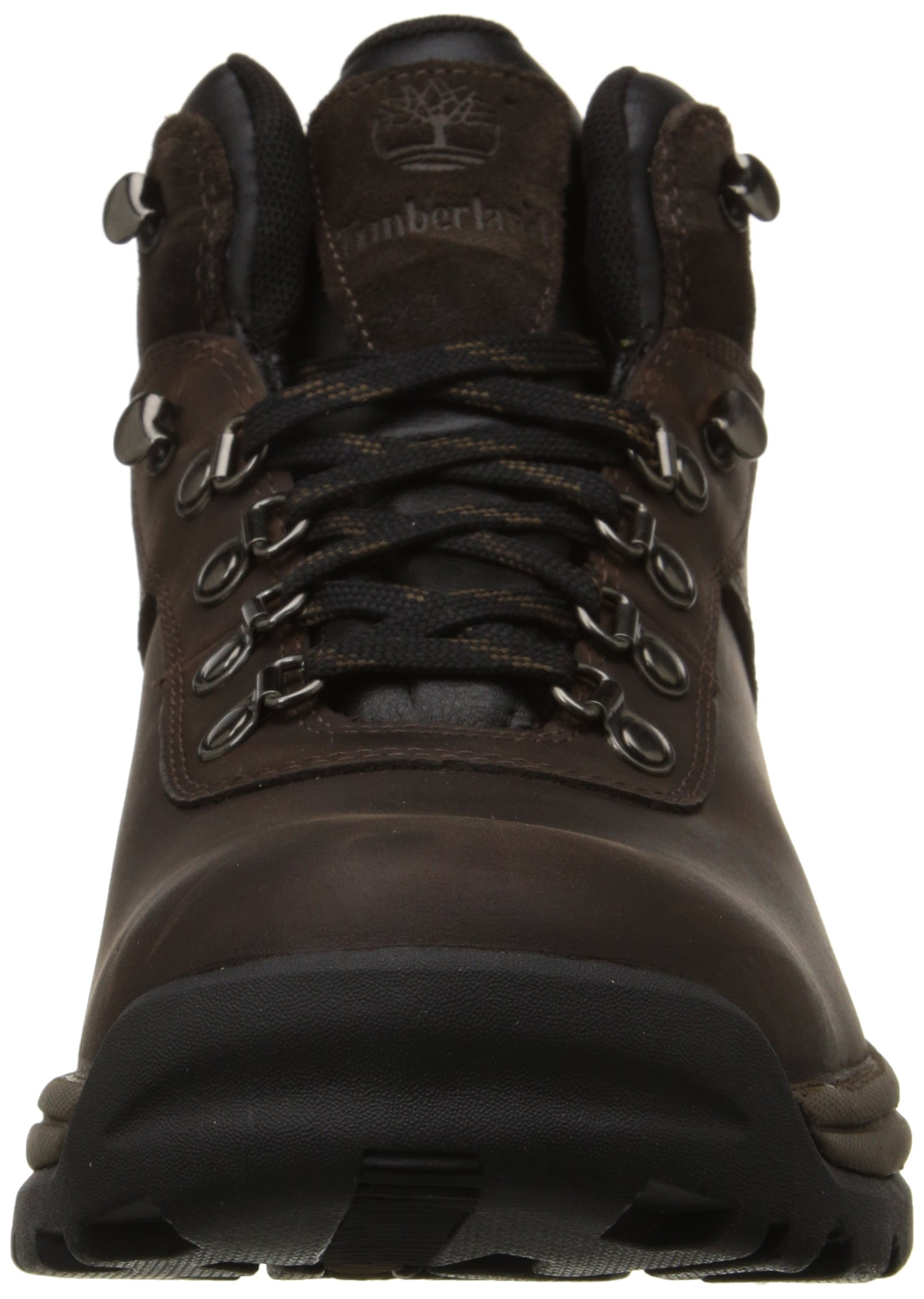 Timberland Men's Flume Waterproof Boot,Dark Brown,13 M US by Timberland (Image #4)