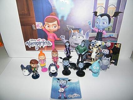 Amazon Com Disney Vampirina Deluxe Party Favors Goody Bag Fillers