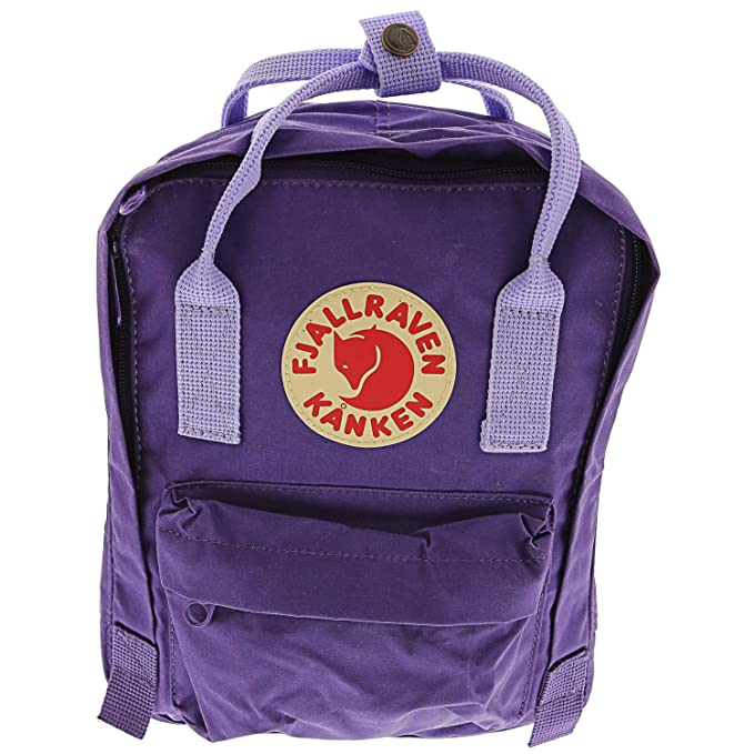 sale half off release date: Fjallraven Kanken Mini Daypack (One Size, Purple-Violet ...