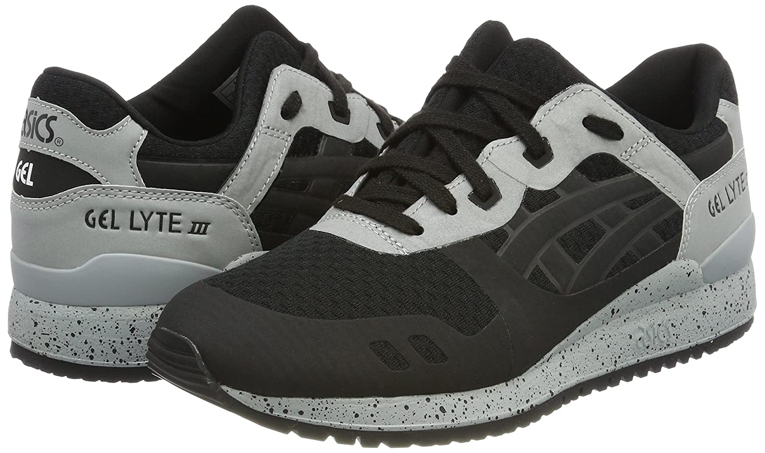 Ns Lyte Baskets Adulte Gel Mixte Chaussures Asics Iii w6qt5fx