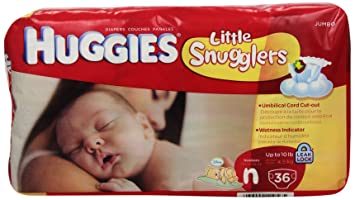 Analytical Huggies Diapers Little Snugglers 132 Count Be Friendly In Use Diapering