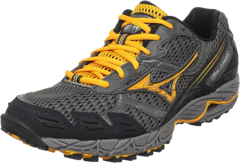 Mizuno Men's San Antonio Mall Wave Ascend Shoe Max 48% OFF Trail Running 5