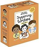 Inspiring Writers (A Little People, Big Dreams Box Set)