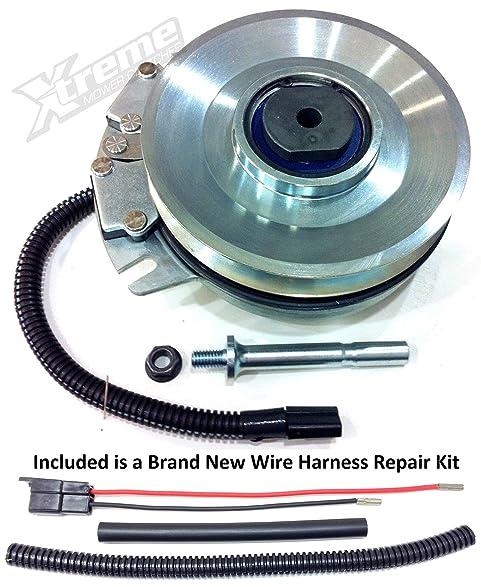 amazon com bundle 2 items pto electric blade clutch wire rh amazon com