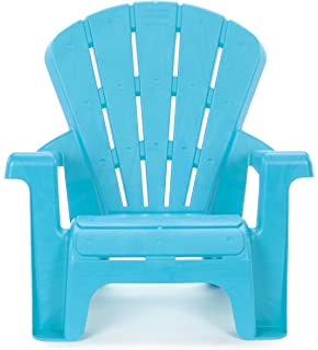 American Plastic Toy Adirondack Chair in Teal