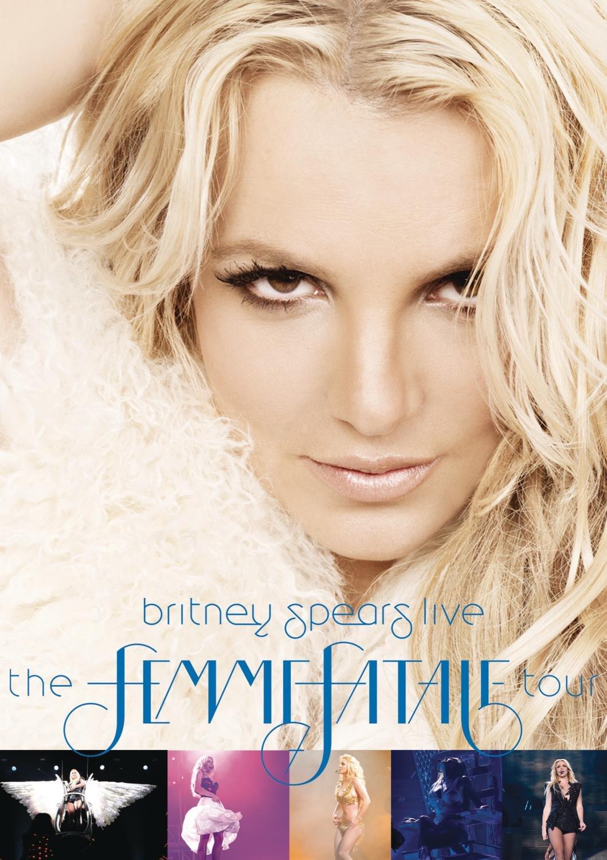 Britney Spears Live: The Femme Fatale Tour: Amazon.de: Britney ...