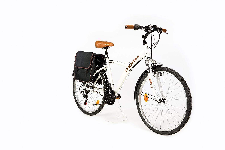 Moma Bikes Bicicleta Trekking / Paseo HYBRID 26\