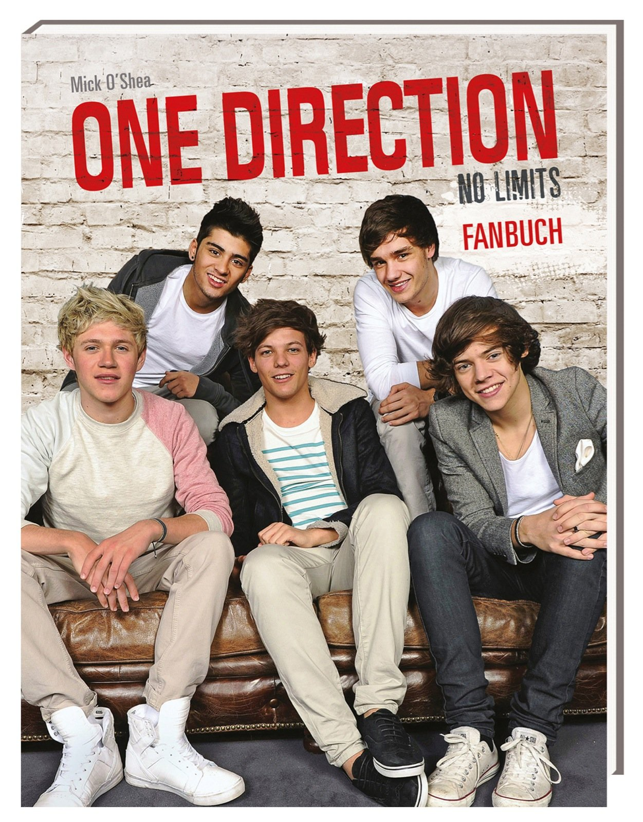 One Direction: Fanbuch