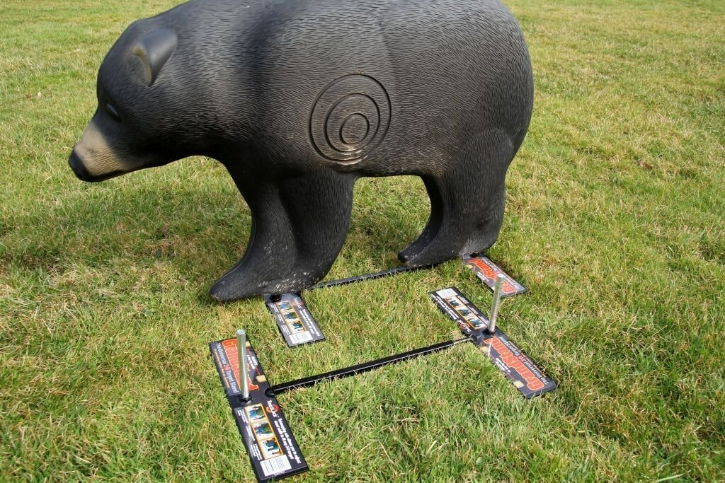 Field Logic Grandstand - Universal Adjustable 3D Archery Target Stand by Field Logic (Image #3)