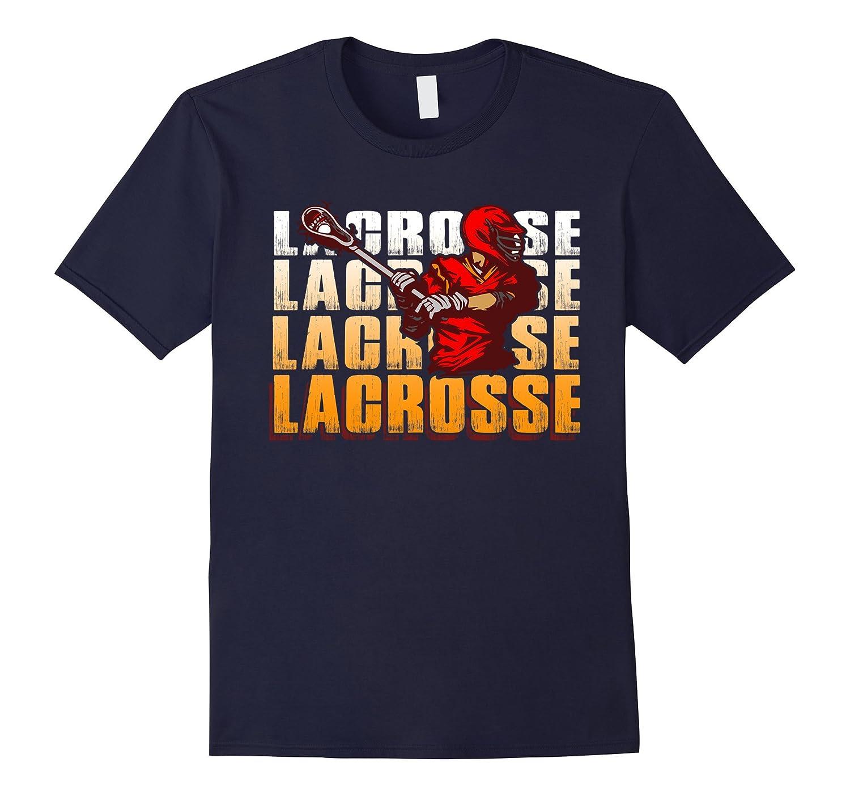 Lacrosse Shirts - Play Lacrosse T shirts-Vaci