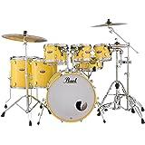 Amazon Com Pearl Drum Set Classic Satin Amburst Dmp927spc225